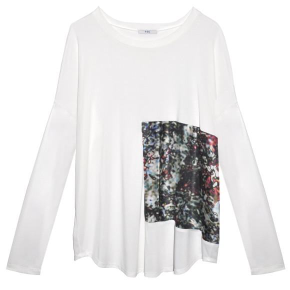 White/Print