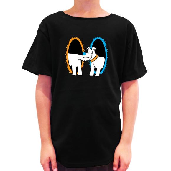 Kid's Portal Pup Tee