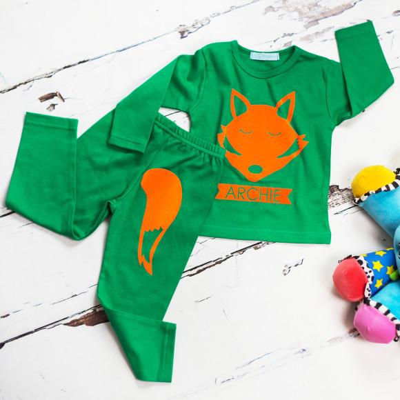 Fox Pyjamas