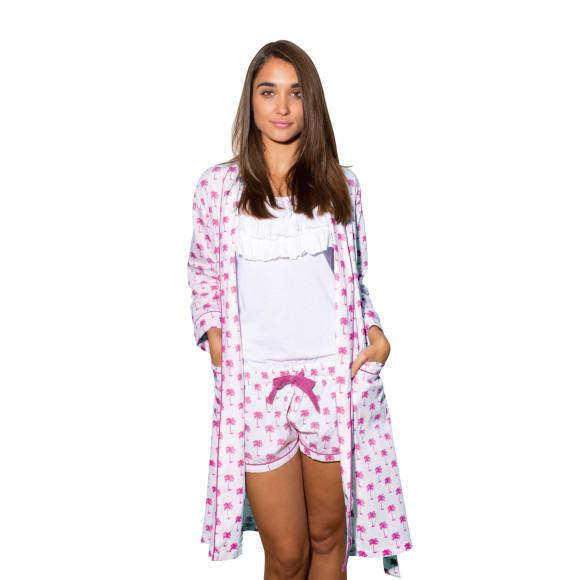 Cotton PJ Shorts