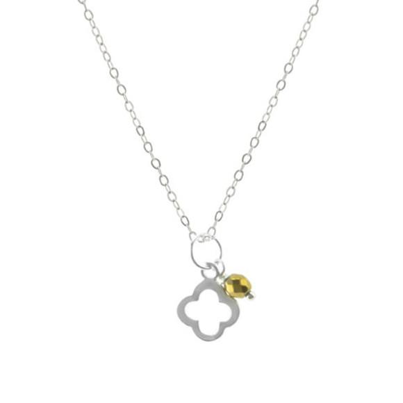 Cloevr necklace