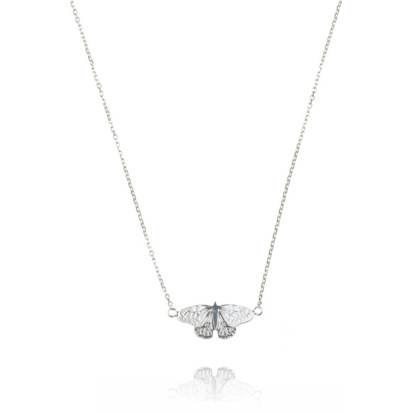 Amanda Coleman butterfly pendant 925 sterling silver
