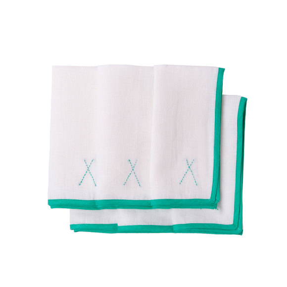 Set of 6 Linen Napkins