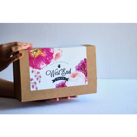 Organic Tea-Lovers Gift Set
