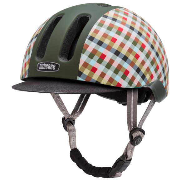 Metro Bicycle Helmet - Tweed