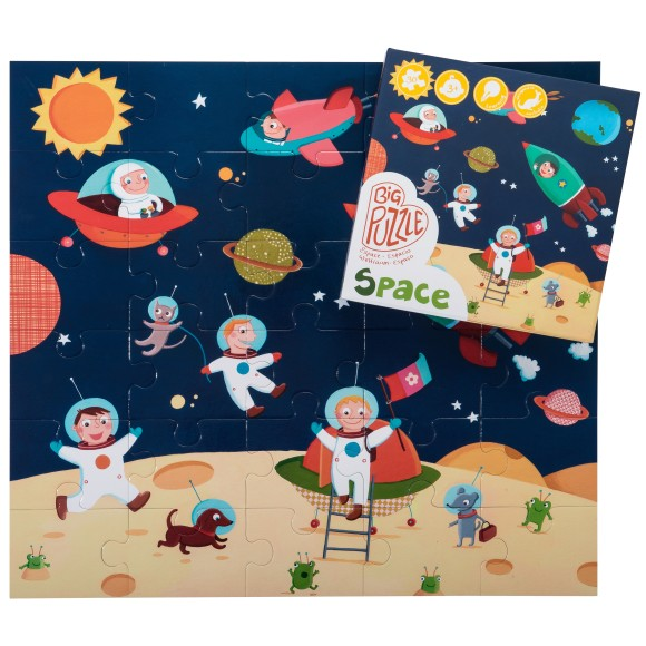 space floor puzzle glottogon