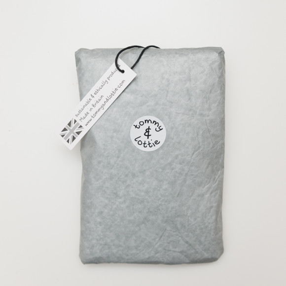 FREE - tissue wrapped with little stickers