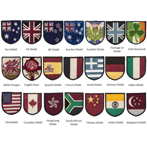 Country Patches