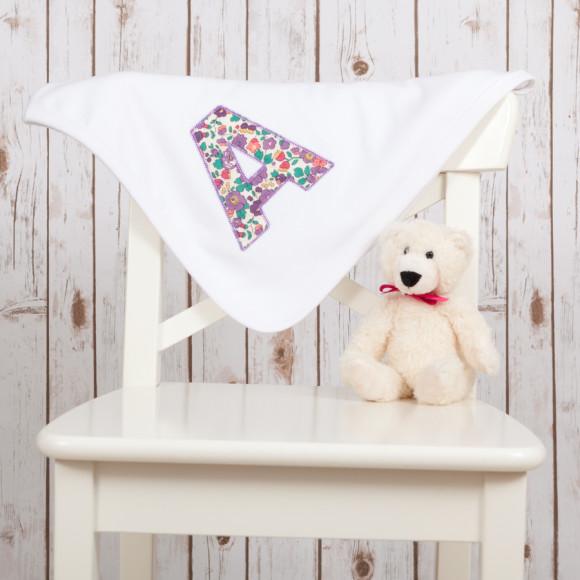 Luxurious Cotton Baby Blanket