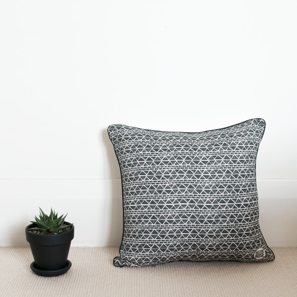 Hecto Rose Aztec Cushion