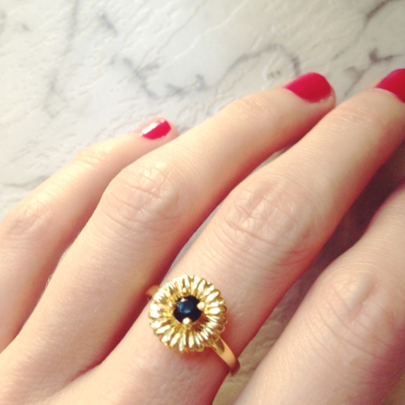 daisy ring model