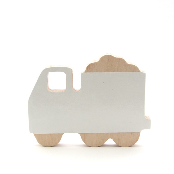 Truck Wall Hook White