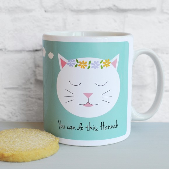 'Not Every Day...' quote mug Teal