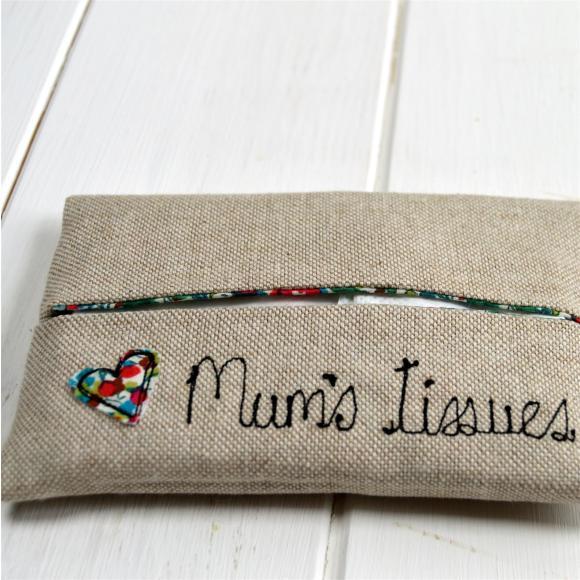 Mum's Tissue Case