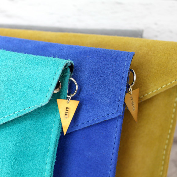 Personalise your triangle tag