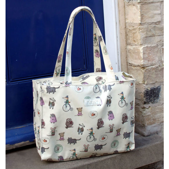 little shopping bag