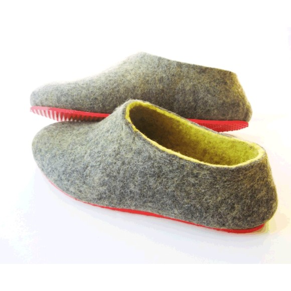wool shoes