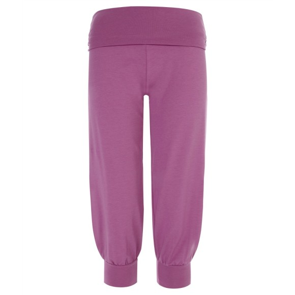3/4 pant orchid