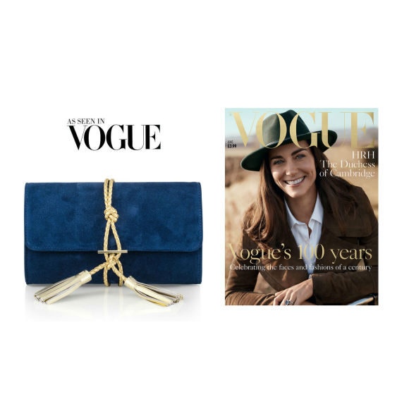 As seen in Vogue - May 2016
