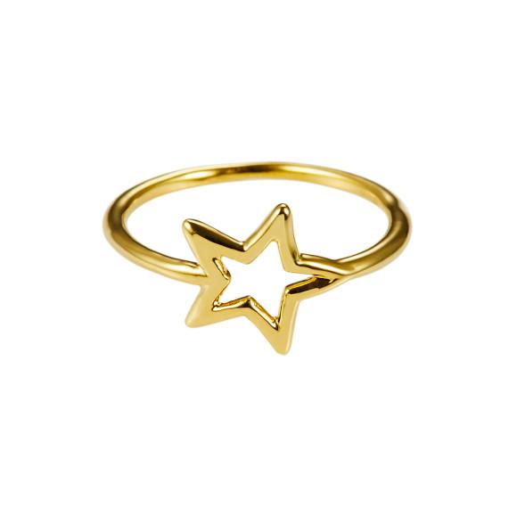 Star fine ring