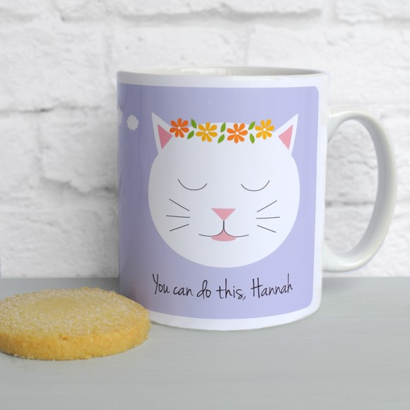 'Not Every Day...' quote mug Lilac