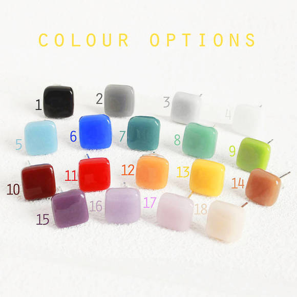 Earring Colours