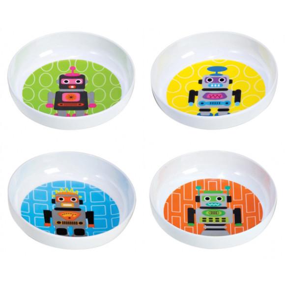 Robot Bowls