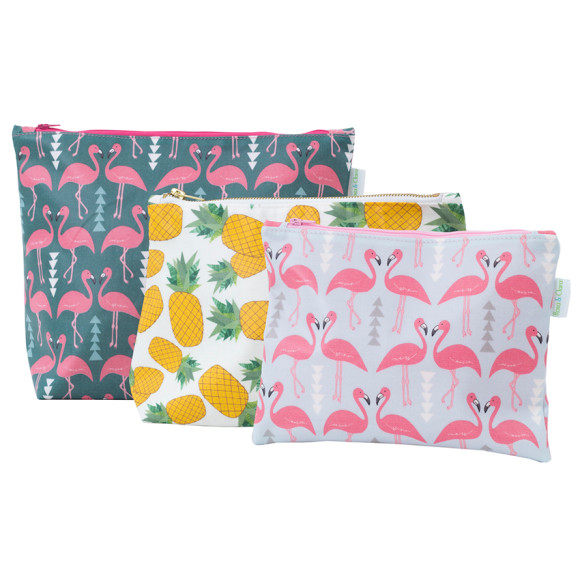 Wash/cosmetic bags