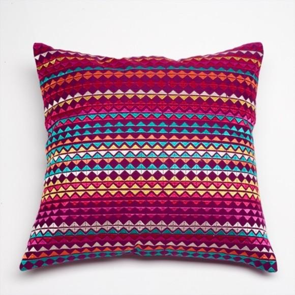 Rosette Cushion