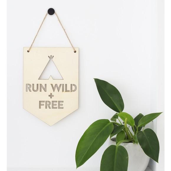 Run Wild + Free