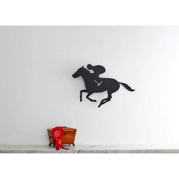 Racehorse - 40 x 36 cm