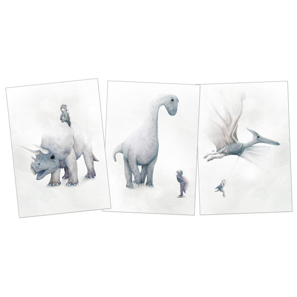 dinosaurs pterodactyl brachiosaurus triceratops