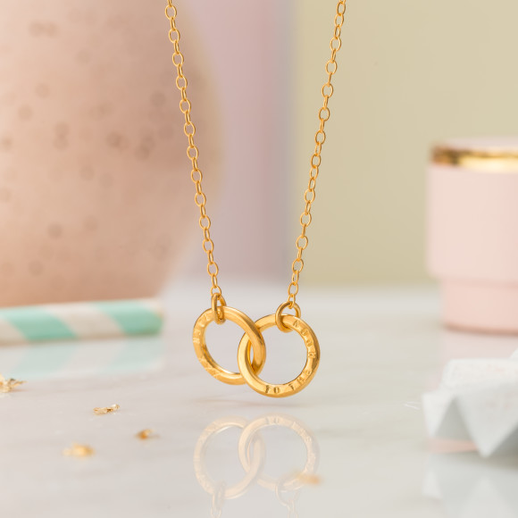 9ct Yellow gold plate
