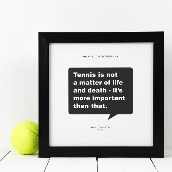 Design 6 Tennis
