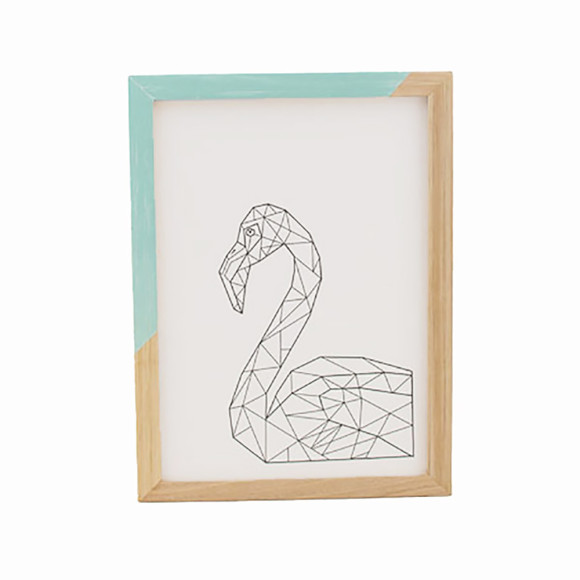 Zap Frame - Blue
