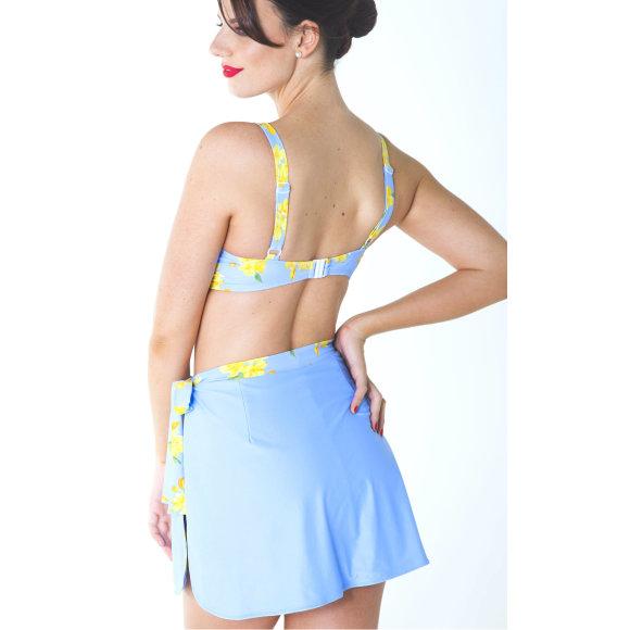 Yellow Swim Skirt 120