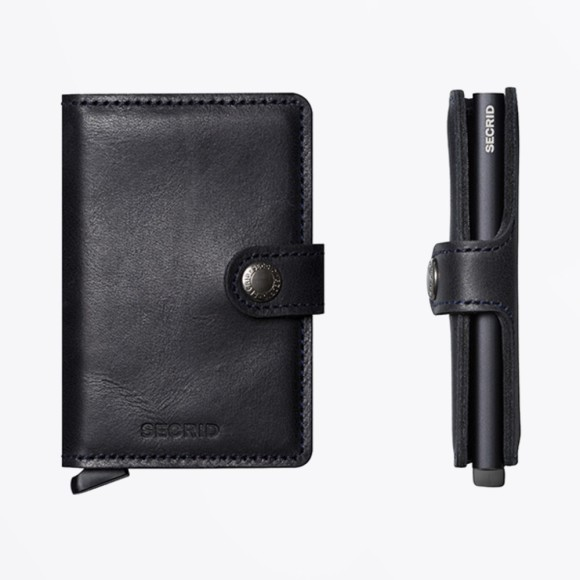 Vintage Black, black case