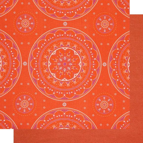 Delta Orange (orange back)