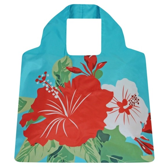 Hibiscus eco bag