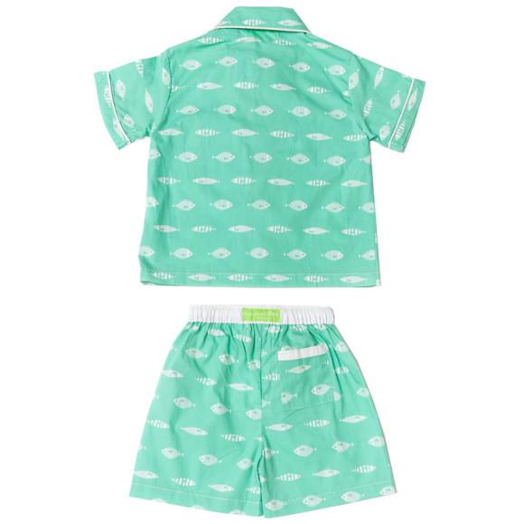 Boys cotton pajamas