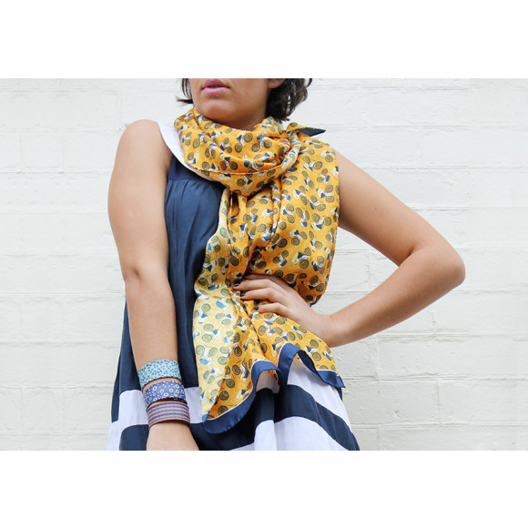Silk Summer Scarf