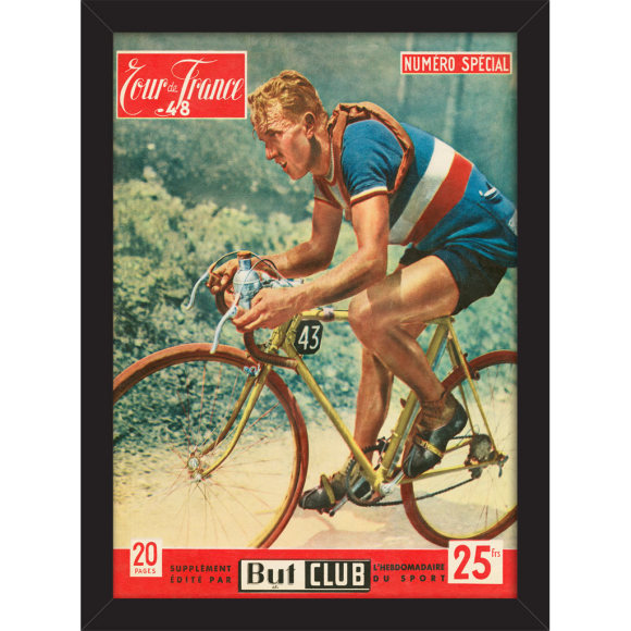 Tour de France 1948: Framed