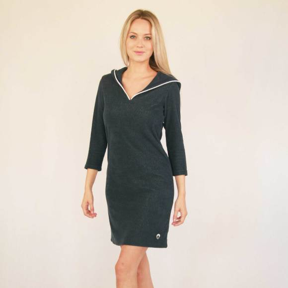 Tamarama midnight blue - Terry dress