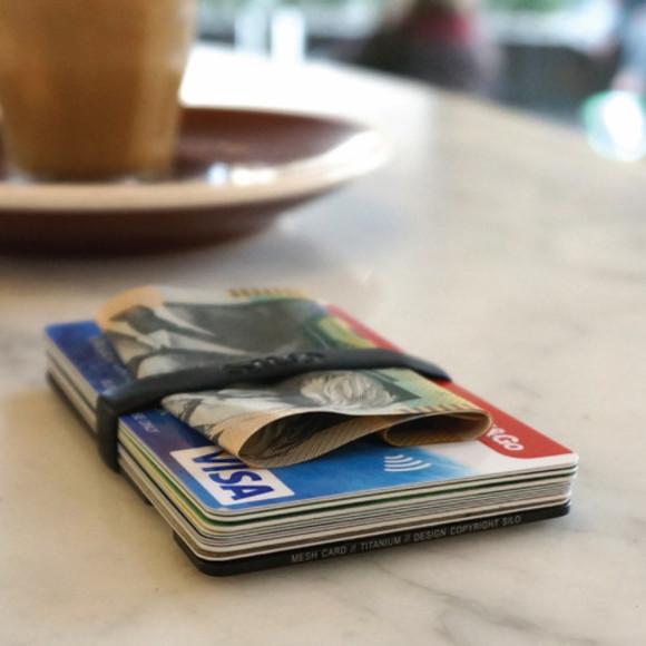 Mesh Card - Wallet