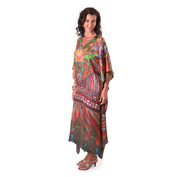 Siva kaftan dress