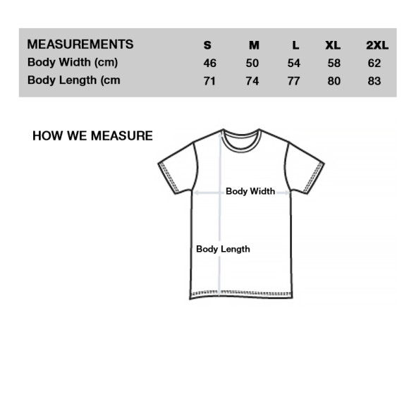 Sizing Info