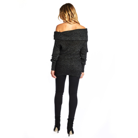 Simone Sweater Black