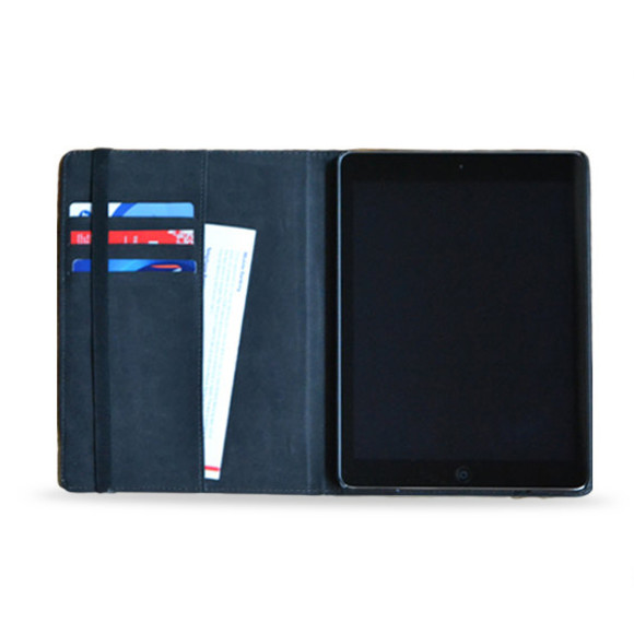 Let's Run Away iPad Tablet Folio Case