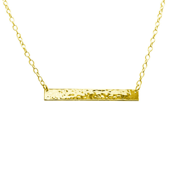 18 KT Yellow Gold Plate