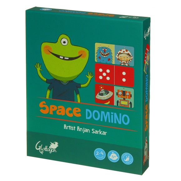 Space Domino box